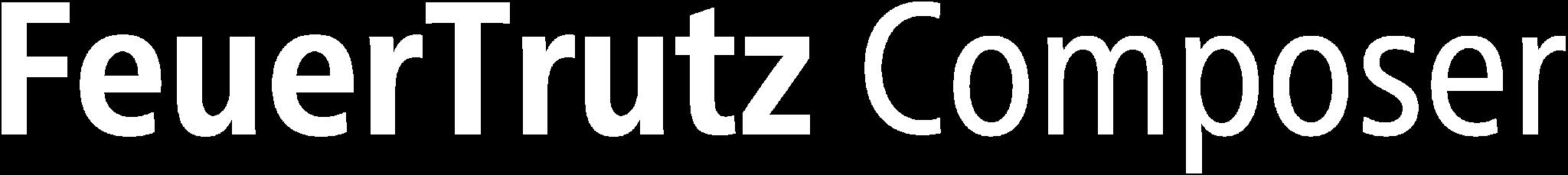Logo FeuerTrutz Composer